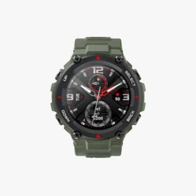 smartwatch amazfit t-rex 47mm verde