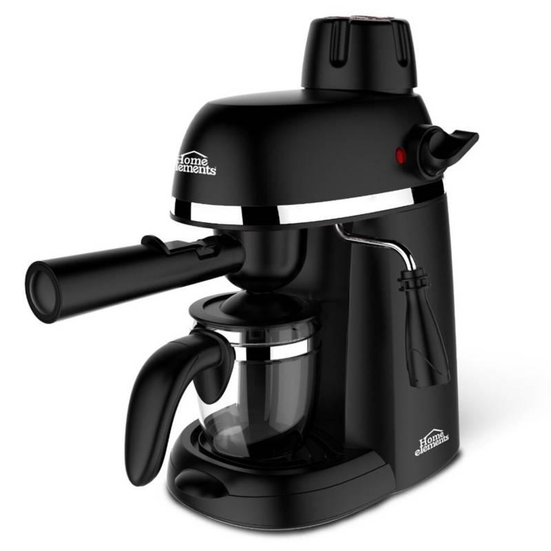 Home Elements - Cafetera espresso & capuccino he-cm5409