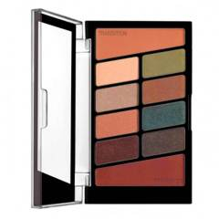 Wet N Wild - Paleta de Sombra Coloricon 10 Pan Eyeshadow - Comfort Zone