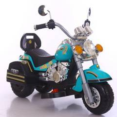 Home Sale - Moto eléctrica para niños triciclo trimoto chopper