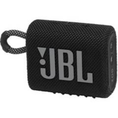 JBL - Parlante jbl portatil go3 - negro
