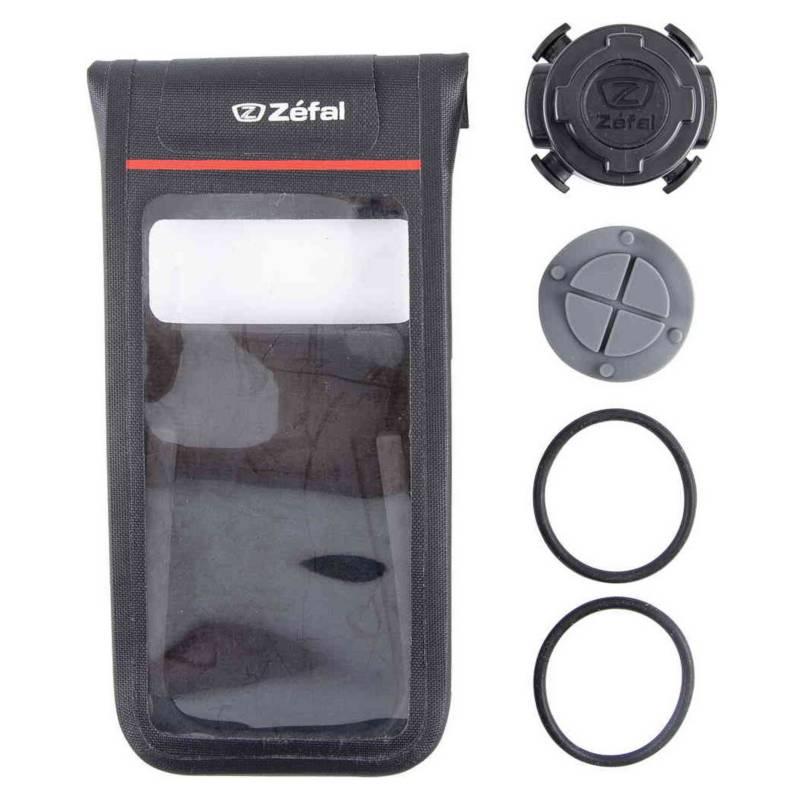 Zefal - Bolso ciclismo porta celular zéfal conzole dry m
