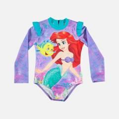 Disney - Vestido De Baño Caminadora Princesas