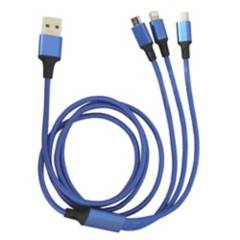 KTS - Cable de carga rapida y datos para iphone-tipo c