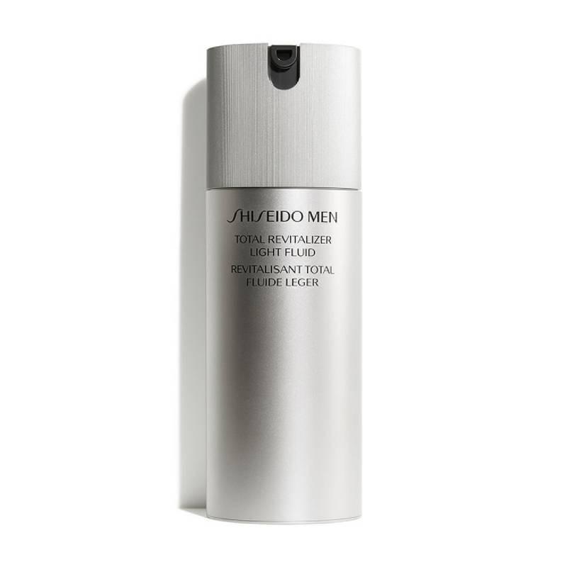 Shiseido - Tratamiento Antiedad Shiseido Men Total Revitalizer Light Fluid 80 ml