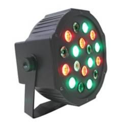 KTS - Luces para discoteca de 18 led