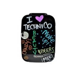 Technico - Mini nevera technico negra marcable