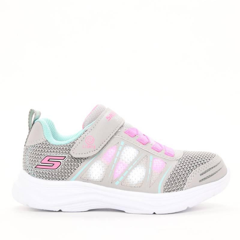 Skechers - Tenis Skechers Niña Moda S Lights: Glimmer Kicks - Shimmy Brights