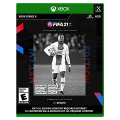 Xbox - Fifa 2021 Xbox