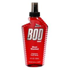 Bod Man - Splash most wanted