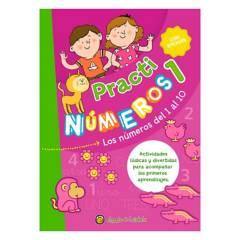 Penguin Random House - Practinumeros 1 Los Numeros Del 1 - El Gato De Hojalata