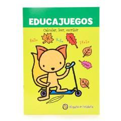 Penguin Random House - Educajuegos 2 - El Gato De Hojalata