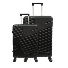 BIN COLOMBIA - Set maletas de viaje abs x2 21,26 pulg bin-w438