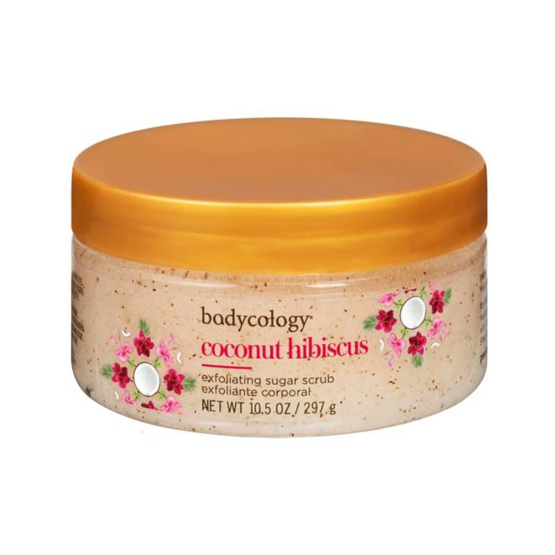 Bodycology - Exfoliante corporal coconut hibiscus