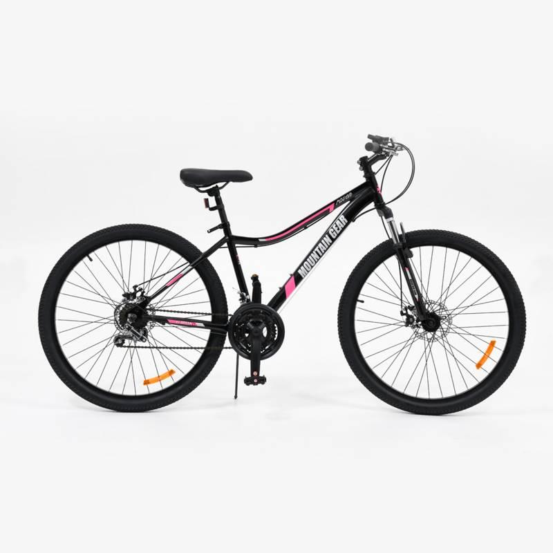 Mountain Gear - Bicicleta de montaña Raven Mountain Gear 27.5 pulgadas Unisex