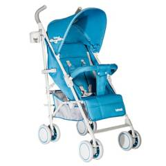 Bebesit - Coche Paseador Kronos Azul