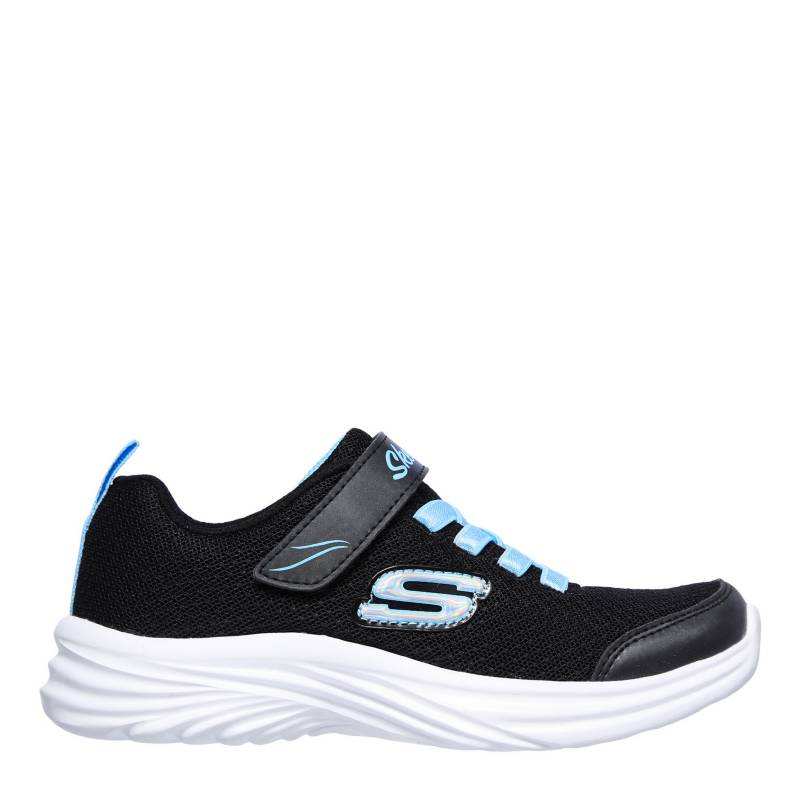 Skechers - Tenis deportivos Skechers Niña 302450L-BKTQ