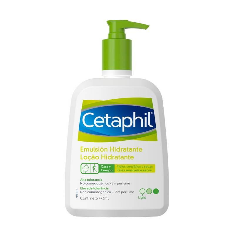 Cetaphil - Hidratante Corporal Cetaphil Emulsión Hidratante 473 ml