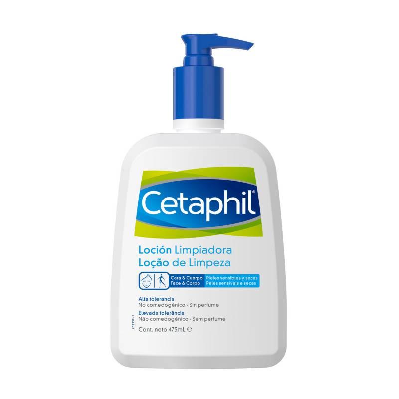 Cetaphil - Loción Limpiadora Cetaphil de Alta Tolerancia 473 ml