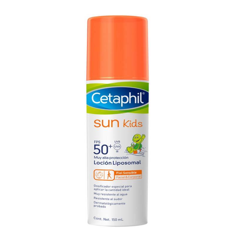 Cetaphil - Fotoprotector Cetaphil Sun KIDS Loción FPS 50+ 150 ml