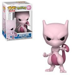 Funko - Pop Games Pokémon S2 Mewtwo