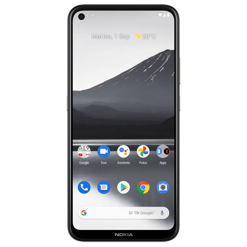 Nokia - Celular Nokia 3.4 64GB