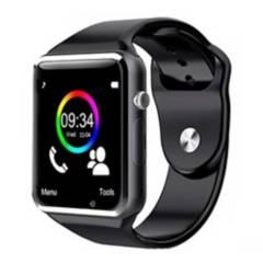 Danki - Reloj inteligente w101 smart watch sim card negro