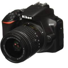 Nikon - Cámara Nikon d3500 kit doble l