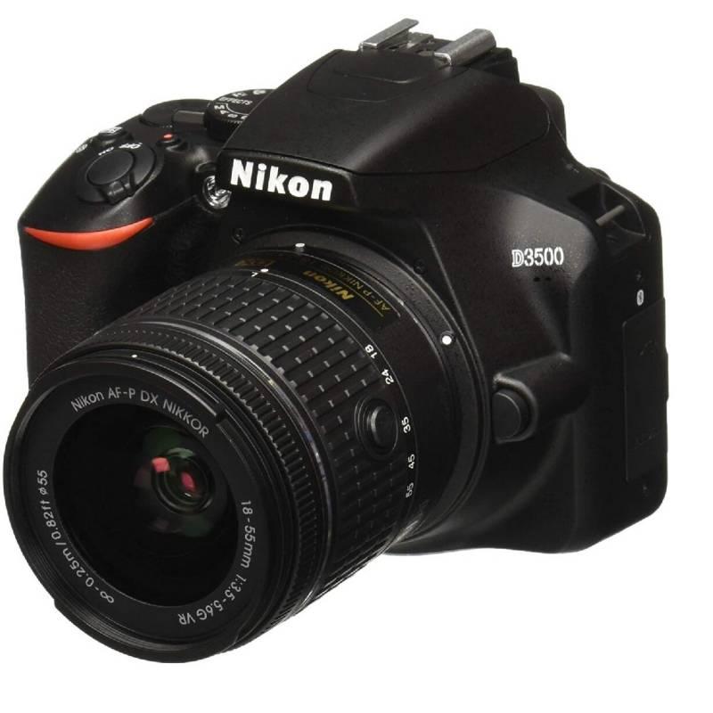 Nikon - Cámara Nikon d3500 kit doble l