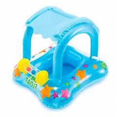 Intex - Flotador con Techo para Sol Bebé