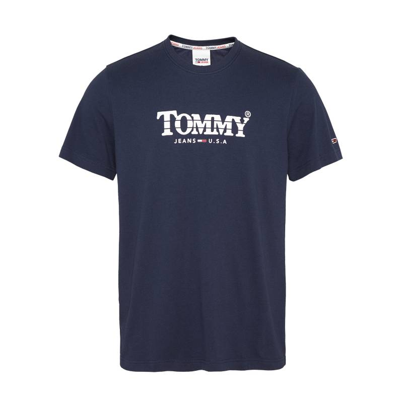 Tommy Hilfiger - Camisetas Hombre Manga Corta Tommy Hilfiger