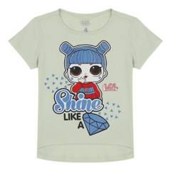 LOL - Camiseta Niña Juvenil Lol