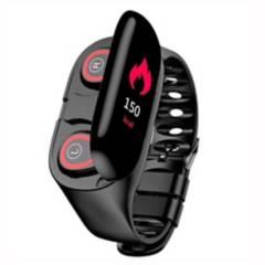 VZ - Smartband + audifonos touch negro