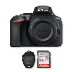 Nikon - Cámaras profesionales nikon + memoria 64gb + bolso