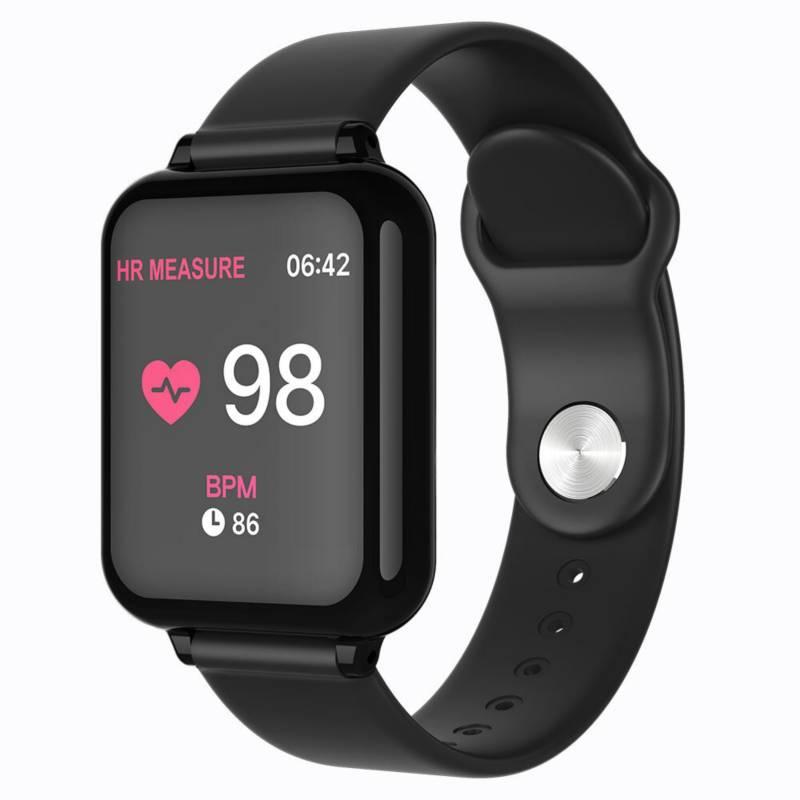GENERICO - Smartwatch 3 en 1 iwo max negro