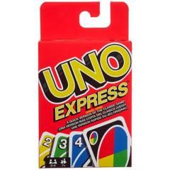 Mattel Games - Juego de carta Mattel Games UNO Express