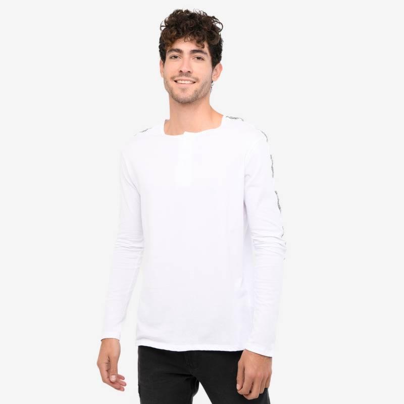 Mossimo - Camiseta Hombre Manga corta Mossimo