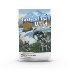 Taste of the wild - Puppy Pacific Stream Cachorros Salmon 14lb