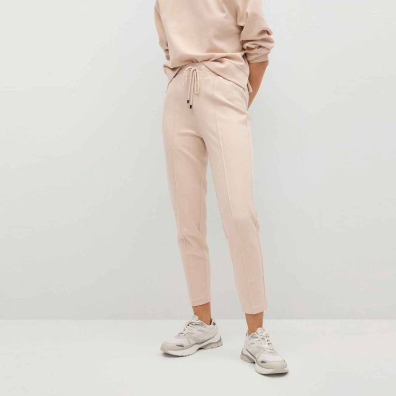 MNG - Pantalón Jogger Mujer MNG