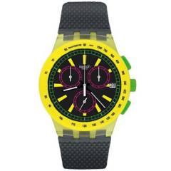 Swatch - Reloj Hombre Swatch Yel-Lol