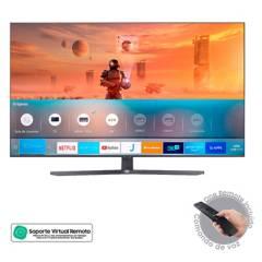 Samsung - Televisor Samsung 50 Pulgadas LED 4K UHD Smart TV