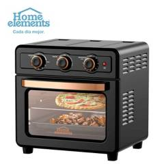 Home Elements - Horno freidora de aire 2 productos en 1