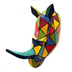 EGG PRODUCTOS DE PAZ - Rinoceronte  Pared.
