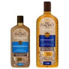 TIO NACHO - Kit Tio Nacho Engrosador Shampoo + Acondicionador