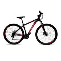 GW - Bicicleta de montaña GW GWZEBRA2 29 pulgadas