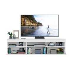 Akivoy - Rack gabinete para tv paris de 65 pulgadas