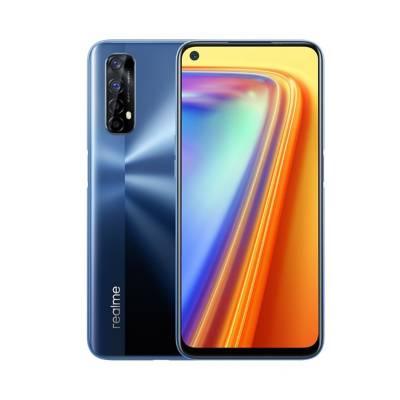celular realme 7 128gb + 8gb + 90hz+ 30w azul