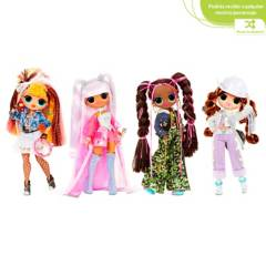 LOL - L.O.L. Surprise OMG Remix Doll Surtido Figura Aleatoria