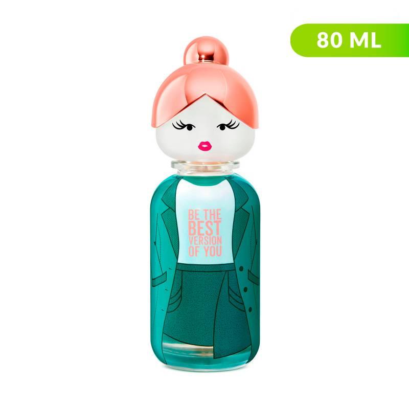 Benetton - Perfume Benetton Sisterland Green Jasmine Mujer 80 ml EDT