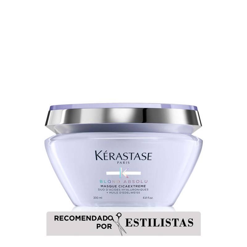 Kerastase - Mascarilla Cicaextreme para cabello rubio decolorado